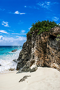Astwood Cove beach, Warwick, Bermuda