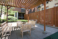 Patio Garden at 360 East 88th Street