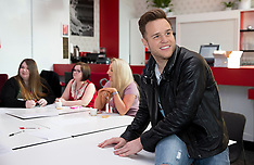 London: Olly Murs & Teenage Cancer Trust - 27 March 2017