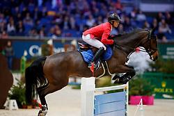 Schwizer, Pius (SUI) mit About a Dream<br /> Genf - CHI Rolex Grand Slam 2017<br /> © www.sportfotos-lafrentz.de