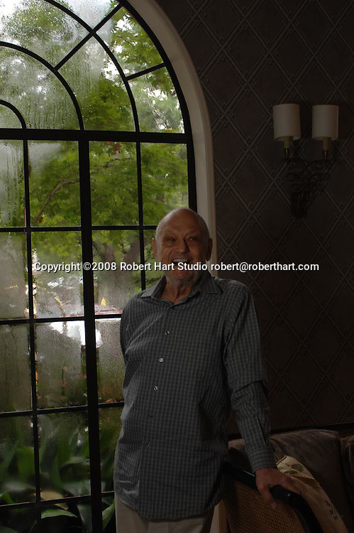 """Charles Strouse, Broadway songwriter and composer, at Dallas' Rosewood Mansion Hotel on June 25, 2010. Strouse wrote, """"Bye-Bye Birdie"""", """"Annie"""", """"Put on a Happy Face"""" and dozens of other successful songs."""