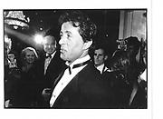 Sylvester Stallone, New York, 1989© Copyright Photograph by Dafydd Jones 66 Stockwell Park Rd. London SW9 0DA Tel 020 7733 0108 www.dafjones.com