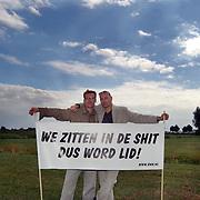 BNN winterpresentatie 2003, Patrick lodiers en Eddy Zoey