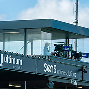 NLD/Almere/202020822 - FC Almeree - FC Groningen oefenduel, camera Fox Sport