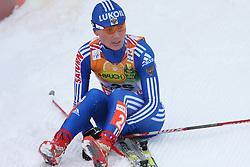 Julija Tchepalova of Russia at Ladies` Pursuit 7,5 km Classic + 7,5 km Free at FIS Nordic World Ski Championships Liberec 2008, on February 21, 2009, in Vestec, Liberec, Czech Republic. (Photo by Vid Ponikvar / Sportida)