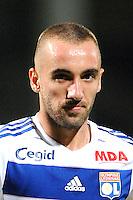 Sergi DARDER - 23.09.2015 - Lyon / Bastia - 7eme journee de Ligue 1<br /> Photo : Jean Paul Thomas / Icon Sport