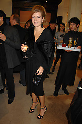 AMBER AIKENS at a party to celebrate the launch of the book 'Long Way Down' by Ewan McGregor and Charley Boorman held at Smythson, 40 New Bond Street, London W1 on 19th November 2007,<br /><br />NON EXCLUSIVE - WORLD RIGHTS