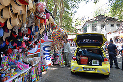 August 15, 2017 - Portugal - Funchal, 08-15-2017 - Accident with tree in Arraial do Monte causing several deaths and dozens of injured in the largest and most popular camp in Madeira  (Credit Image: © Atlantico Press via ZUMA Wire)