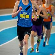 NLD/Apeldoorn/20180217 - NK Indoor Athletiek 2018, 800 meter heren, Bram Buigel(82)