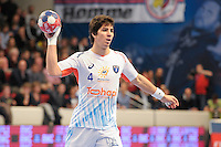 Diego Simonet - 03.12.2014 - PSG / Montpellier - 12eme journee de D1<br />