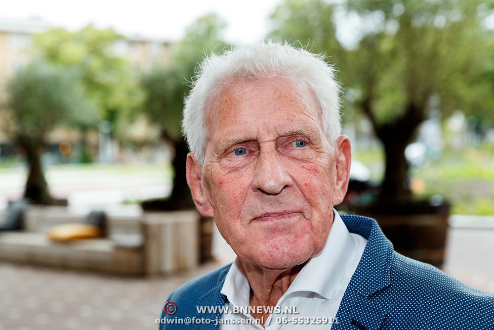 NLD/Amsterdam/20180614 - Doop rondvaartboot Jan Janssen, Ab Geldermans
