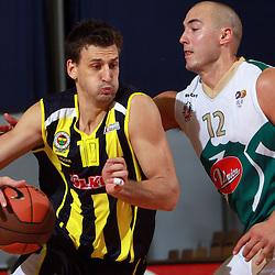 20080926: Basketball - Union Olimpija vs Fenerbahce Ulker