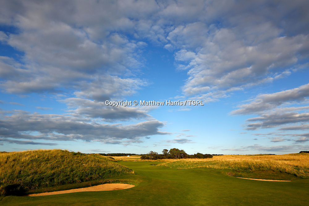 3rd par 4 Muirfield,The Honourable Company Of Edinburgh Golfers,Gullane,East Lothian,Scotland.Venue for the 2013 Open Championship,with Ernie ELS (RSA) defending his title,and who was also the winner here in 2002.