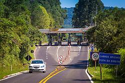 Banco de imagens das rodovias administradas pela EGR - Empresa Gaúcha de Rodovias. ERS 235, trecho entre Gramado e Nova Petrópolis - Km 27-28. FOTO: Jefferson Bernardes/ Agencia Preview