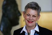 Jill Baldauf, president of Blue Ribbon