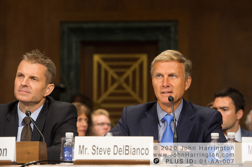 """Mr. Steve DelBianco, Executive Director, NetChoice testifies Wednesday September 14, 2016, before the Subcommittee on Oversight, Agency Action, Federal Rights and Federal Courts, testimony was also heard from The Honorable Lawrence E. Strickling, Assistant Secretary for Communications and Information and Administrator<br /> National Telecommunications and Information Administration (NTIA), United States Department of Commerce;  Mr. Göran Marby, CEO and President, Internet Corporation for Assigned Names and Numbers (ICANN); Mr. Berin Szoka, President, TechFreedom; Mr. Jonathan Zuck, President, ACT The App Association;  Ms. Dawn Grove, Corporate Counsel<br /> Karsten Manufacturing; Ms. J. Beckwith (""""Becky"""") Burr, Deputy General Counsel and Chief Privacy Officer, Neustar;  Mr. John Horton, President and CEO, LegitScript;  Mr. Steve DelBianco, Executive Director, NetChoice; Mr. Paul Rosenzweig, Former Deputy Assistant Secretary for Policy, U.S. Department of Homeland Security."""