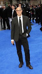 © Licensed to London News Pictures. 12/05/2014, UK. Ian Stanley Tucci, X-Men: Days Of Future Past - UK Film Premiere, Odeon Leicester Square, London UK, 12 May 2014. Photo credit : Richard Goldschmidt/Piqtured/LNP