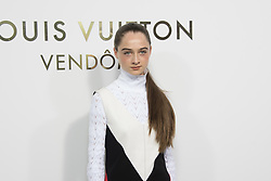 Raffey Cassidy attending the Opening Of The Louis Vuitton Boutique as part of the Paris Fashion Week Womenswear Spring/Summer 2018 in Paris, France, on October 2, 2017. Photo by Alban Wyters/ABACAPRESS.COM