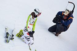 17.02.2011, Kandahar, Garmisch Partenkirchen, GER, FIS Alpin Ski WM 2011, GAP, Riesenslalom, im Bild Lena Duerr (GER) // Lena Duerr (GER) during Giant Slalom Fis Alpine Ski World Championships in Garmisch Partenkirchen, Germany on 17/2/2011. EXPA Pictures © 2011, PhotoCredit: EXPA/ J. Groder