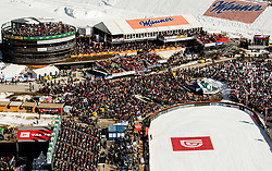 Fans during the Ski Flying Hill Individual Competition at Day 2 of FIS Ski Jumping World Cup Final 2019, on March 22, 2019 in Planica, Slovenia. Photo by Masa Kraljic / Sportida
