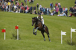 "Griffiths Sam (AUS) - Happy Times<br /> ""The Mitsubishi Motors Badminton Horse Trials""<br /> CCI**** Badminton 2009<br /> © Dirk Caremans"