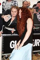 Jess Glynne, Glamour Women Of The Year Awards, Berkeley Square Gardens, London UK, 07 June 2016, Photo by Richard Goldschmidt