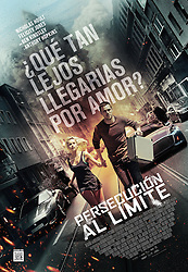 RELEASE DATE: February 3, 2017 TITLE: Collide STUDIO: Open Road Films DIRECTOR: Eran Creevy PLOT: An American backpacker gets involved with a ring of drug smugglers as their driver, though he winds up on the run from his employers across Cologne high-speed Autobahn STARRING: Argentina Poster art. (Credit: © Open Road Films/Entertainment Pictures/ZUMAPRESS.com)