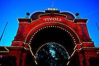 Tivoli Gardens (Tivoli Amusement Park), Copenhagen, Denmark