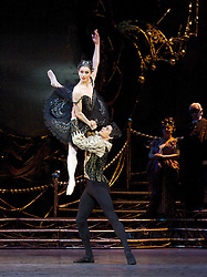 The Royal Ballet have launched their 2017/8 Programme today (5th April 2017) it includes a revival of Swan Lake which starts on 17th May 2018. <br /> <br /> <br /> Swan Lake <br /> The Royal Ballet, at the Royal Opera House, London, Great Britain <br /> 5th October 2012 <br /> <br /> rehearsal <br /> first night cast <br /> <br /> Marianela Nunez as Odette / Odile<br /> <br /> Thiago Soares as Prince Siegfried<br /> <br /> <br /> <br /> <br /> <br /> <br /> ChoreographyMarius Petipa<br /> ChoreographyLev Ivanov<br /> Additional ChoreographyFrederick Ashton<br /> Additional ChoreographyDavid Bintley<br /> MusicPyotr Il'yich Tchaikovsky<br /> ProductionAnthony Dowell<br /> DesignsYolanda Sonnabend<br /> Lighting designMark Henderson<br /> Production researchRoland John Wiley<br /> StagingChristopher Carr<br /> <br /> <br /> Photograph by Elliott Franks