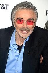 April 22, 2017 - New York, New York, USA - Burt Reynolds bei der Premiere von 'Dog Years' auf dem Tribeca Film Festival 2017 im Cinépolis Chelsea. New York, 22.04.2017 (Credit Image: © Future-Image via ZUMA Press)