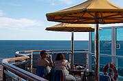 COSTA CROCIERE:, swimmingpool deck and bar