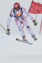 20.01.2011, Hahnenkamm, Kitzbuehel, AUT, FIS World Cup Ski Alpin, Men, Training, im Bild // Joachim Puchner (AUT) // during the men´s downhill training run at the FIS Alpine skiing World cup in Kitzbuehel, EXPA Pictures © 2011, PhotoCredit: EXPA/ S. Zangrando