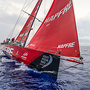 Leg 4, Melbourne to Hong Kong, day 06 on board MAPFRE. Photo by Ugo Fonolla/Volvo Ocean Race. 07 January, 2018.