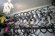 Israel, Tel Aviv, Bicycle shop