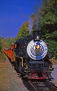 Historic Knox and Kane RR Locomotive Kinzua SP, McKean Co., PA