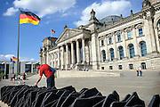 BERLIN, GERMANY - 26/06/2008 - TRAVEL, Paul Lobe haus..cfr. Berlin, Germany, capital, ..©Christophe VANDER EECKEN