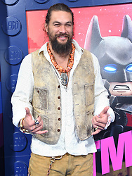 'The LEGO Movie 2: The Second Part' World Premiere at Village Theatre on February 2, 2019 in Westwood, CA. 02 Feb 2019 Pictured: Jason Momoa. Photo credit: O'Connor/AFF-USA.com / MEGA TheMegaAgency.com +1 888 505 6342