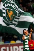 Fredy Montero - 29.11.2014 - Sporting / Vitoria Setubal - Liga Sagres<br /> Photo : Carlos Rodrigues / Icon Sport
