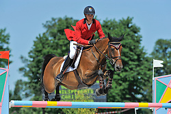 Philippaerts Olivier (BEL) - Carisma<br /> European Championship Juniors individual Final <br /> Jardy 2010<br /> © Hippo Foto - Christophe Bricot
