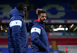 Lois Diony of Bristol City arrives at the Macron Stadium ahead of the fixture with Bolton Wanderers - Mandatory by-line: Robbie Stephenson/JMP - 02/02/2018 - FOOTBALL - Macron Stadium - Bolton, England - Bolton Wanderers v Bristol City - Sky Bet Championship