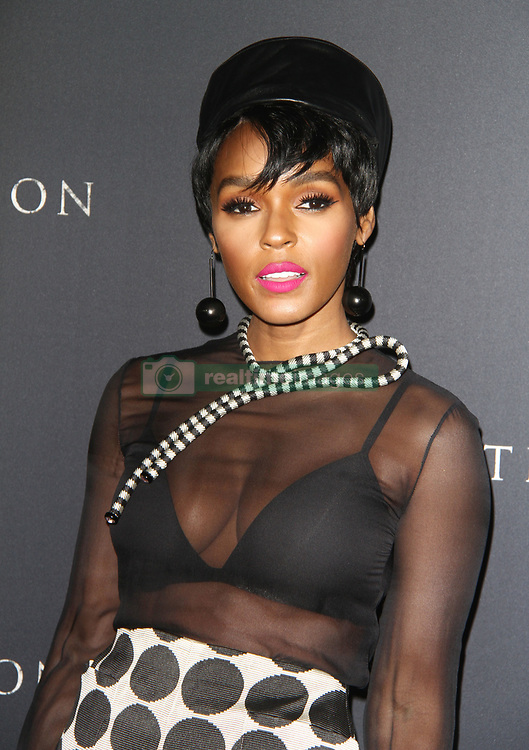Annihilation Los Angeles Premiere at The Regency Village Theatre in Westwood, California on 2/13/18. 13 Feb 2018 Pictured: Janelle Monae. Photo credit: River / MEGA TheMegaAgency.com +1 888 505 6342