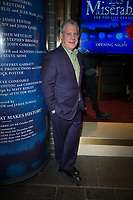 Cameron Mackintosh at the Les Miserables Gala Press Night at the Sondheim Theatre in London's West End.