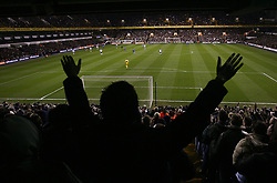 File photo dated 19-03-2007 of a view of the match from the stands at White Hart Lane.