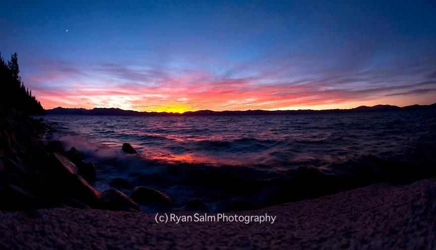 Skunk Harbor Sunset