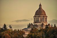 Dome, Washington State Capitol