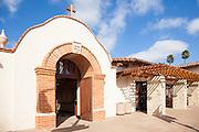 Mission San Juan Capistrano Entrance
