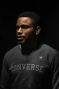 NEW YORK, NY -- 6/6/17 -- Nnamdi Asomugha, stars in the new film Crown Heights, based on the life of Colin Warner, who was wrongly incarcerated for over 20 years. Asomugha plays his best friend, Carl King in the film, which won the Audience Award at Sundance. The film is to be released August 25.…by André Chung #_AC18924