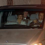 ITA/Bracchiano/20061118 - Huwelijk Tom Cruise en Katie Holmes, aankomst Catherine Bell