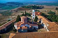 Albanie, province de Fier, Apollonia, eglise de Sainte Marie // Albania, Fier province, Appollonia, the church of Saint Mary