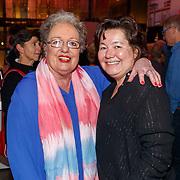 NLD/Amsterdam/20181203 - Hommage aan Tineke de Nooy, Astrid Nijgh en partner Louise Schmidt